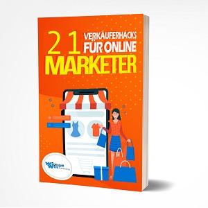 21 Verkäuferhacks für Online Marketer