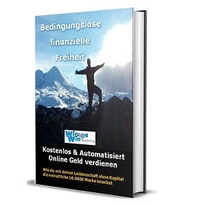 Buch Bedingungslose Finanzielle Freiheit