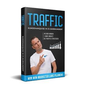 Buch Traffic - Kundenakquise im 21. Jahrhundert